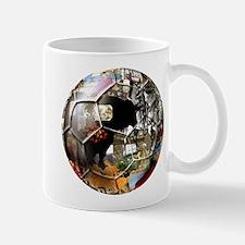 Culture of Spain Soccer Ball Mug
