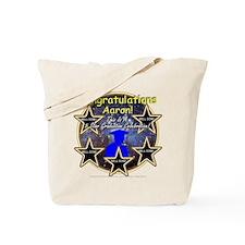 Grad Boys Aaron: 0002 Tote Bag