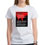 Can't Fight Terror Women's T-Shirt