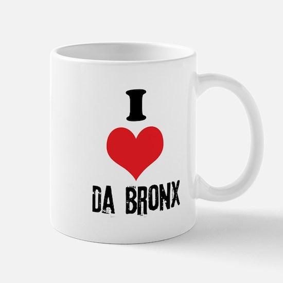 I Heart Da Bronx Mug