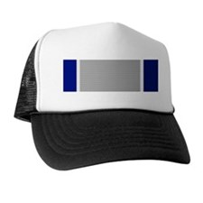 Silver Lifesaving Medal Trucker Hat