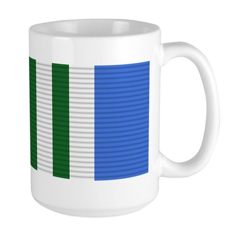 Joint Service Commendation Medal Large Mug