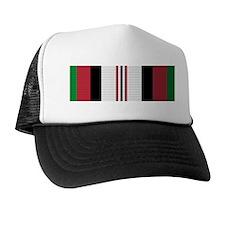 Afghanistan Campaign Medal Trucker Hat