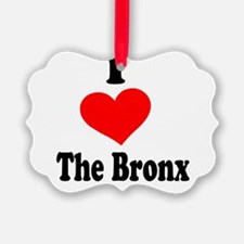 I Heart the Bronx.png Ornament