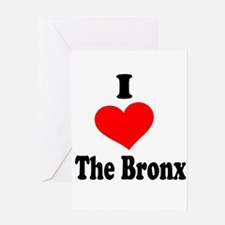I Heart the Bronx.png Greeting Card