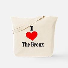 I Heart the Bronx.png Tote Bag