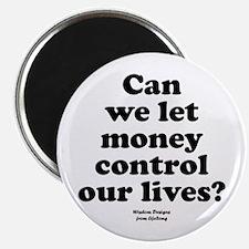 Money Control Magnet
