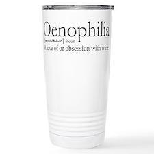 Oenophilia Travel Mug