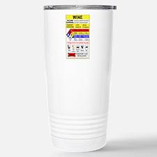 HazMatWine.png Stainless Steel Travel Mug