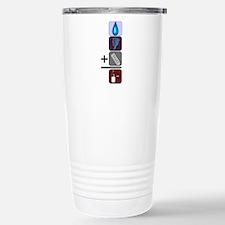 WineFormula.png Stainless Steel Travel Mug