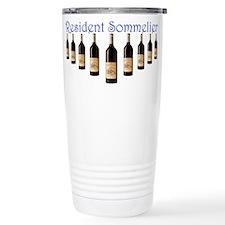Resident Sommelier Travel Mug