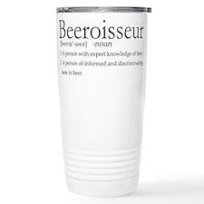 BeeroisseurDark.png Travel Mug