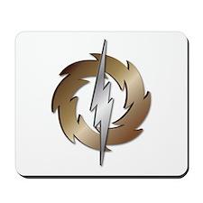 Thunder Wheel Mousepad