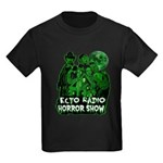 The Ecto Radio Horror Show Kids Dark T-Shirt