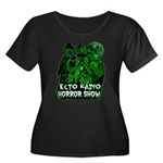 The Ecto Radio Horror Show Women's Plus Size Scoop