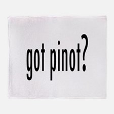gotPinot.png Throw Blanket