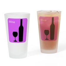 iWinePurple.png Drinking Glass