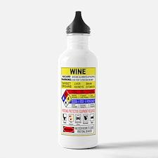 HazMatWine.png Water Bottle