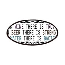 In Wine There is Truth Patches