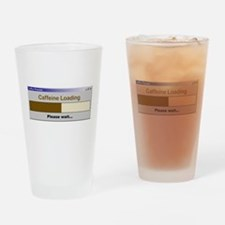 CaffeineLoading.PNG Drinking Glass