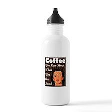 SleepWhenDead.PNG Water Bottle