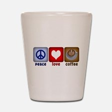 PeaceLoveCoffee-Sideways.PNG Shot Glass
