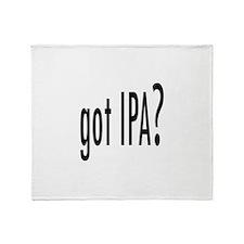 GotIPA.png Throw Blanket