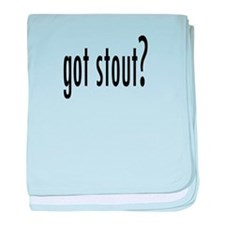 GotStout.png baby blanket