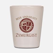 BeerU-Zymurgist.png Shot Glass