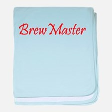 BrewMasterFilledRed.png baby blanket