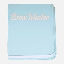 BrewMasterFilledWhite.png baby blanket