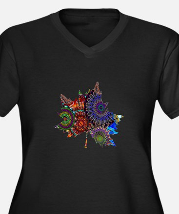 REVEALING THE PATH Plus Size T-Shirt