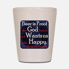 BeerIsProof2.png Shot Glass