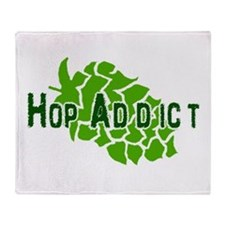 HopAddictCP.png Throw Blanket