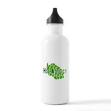 HopAddictCP.png Water Bottle