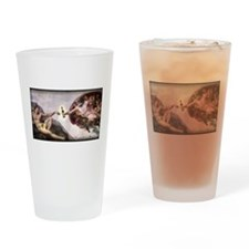 3-Michelangelo.png Drinking Glass