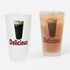 Delicious.png Drinking Glass