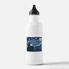BeeryNight.png Water Bottle