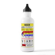 HazMatBeer2.png Water Bottle