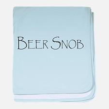 BeerSnobCP.png baby blanket