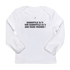 Support Promotion Worldwide TV Long Sleeve Infant