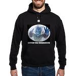 Support Promotion Worldwide TV Hoodie (dark)