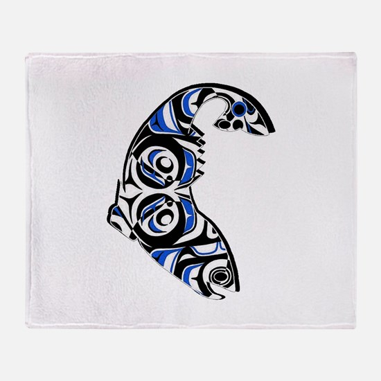 ON THE SPOT Throw Blanket