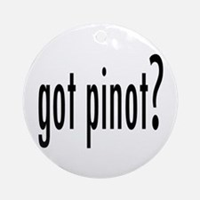 gotPinot.png Ornament (Round)