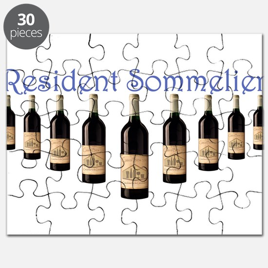 Resident Sommelier Puzzle