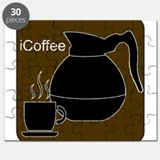 iCoffee Brown Puzzle