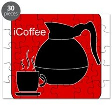 iCoffee Red Puzzle