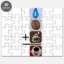 Coffee Formula Puzzle