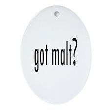 GotMalt.png Ornament (Oval)