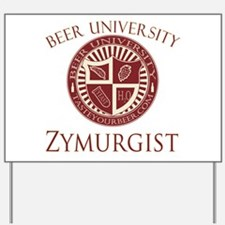 BeerU-Zymurgist.png Yard Sign